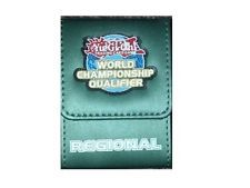 Yu-Gi-Oh World Championship Qualifier Regional Green Deck Box