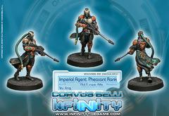 Imperial Agent: Pheasant Rank (280366-0431)