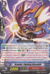 Brawler, Fighting Dracokid - BT16/045EN - R