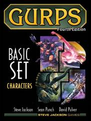 Gurps - Basic Set - Characters