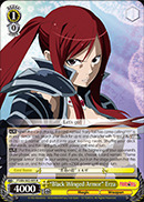 Black Winged Armor Erza - FT/EN-S02-005 - R