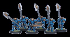 Cygnar Stormguard Unit Plastic Miniatures Kit