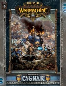 Forces Of Warmachine Cygnar Sc