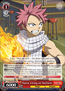 Natsu Living on Insticts - FT/EN-S02-060 - U