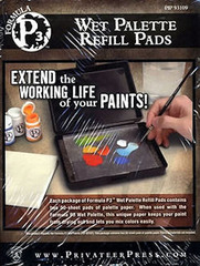 P3 Wet Palette Refill Pads