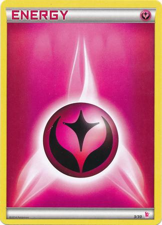 Fairy Energy - 6/30 - XY Trainer Kit (Sylveon)