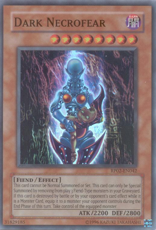 Dark Necrofear - RP02-EN042 - Super Rare - Unlimited Edition