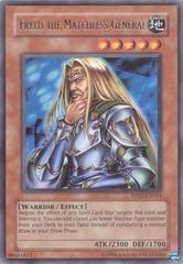 Freed the Matchless General - RP02-EN054 - Rare - Unlimited Edition