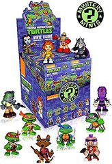Funko TMNT Teenage Mutant Ninja Turtles Mystery Minis Blind Box