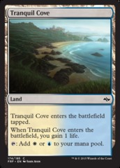 Tranquil Cove - Foil