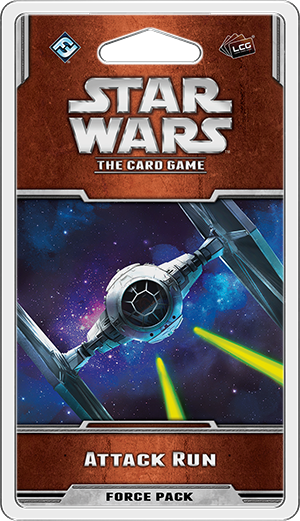 Star Wars: The Card Game - Attack Run Force Pack