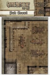 GameMastery Flip-Mat: Pub Crawl