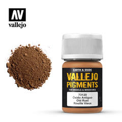 Vallejo Pigments - Old Rust - VAL73120 - 200ml