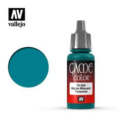 024 Turquoise, 17 ml - AV 72024