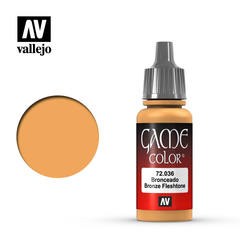 Vallejo Game Color - Bronze Fleshtone - VAL72036 - 17ml