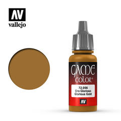 Vallejo Game Color - Glorious Gold - VAL72056 - 17ml