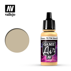Vallejo Game Air -  Bone White - VAL72734 - 17ml