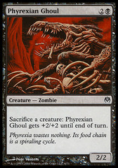 Phyrexian Ghoul on Channel Fireball