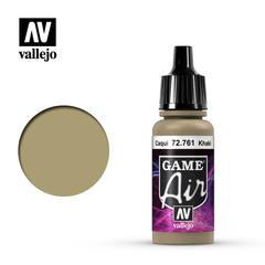 Vallejo Game Air - Khaki - VAL72761 - 17ml