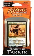 MTG Dragons of Tarkir Intro Pack - Dromoka (Green/White)
