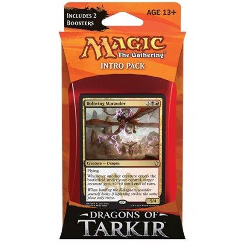 Dragons of Tarkir Intro Pack - Kolaghan (Black/Red)