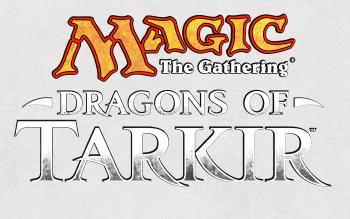 Dragons of Tarkir Prerelease Kit - Dromoka