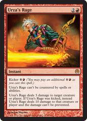 Urza's Rage - Foil