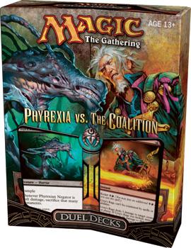 Duel Decks: Phyrexia vs The Coalition