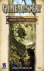 GameMastery Map Pack: Ruins
