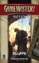 GameMastery Map Pack: Slums [OOP]