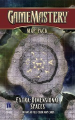 GameMastery Map Pack: Extradimensional Spaces