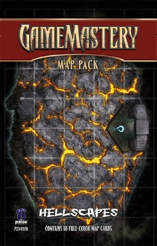 GameMastery Map Pack: Hellscapes
