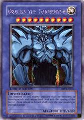 Obelisk the Tormentor (EN004) - JMP-EN004 - Secret Rare - Limited Edition