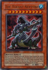 The Tyrant Neptune - JUMP-EN041 - Ultra Rare - Limited Edition