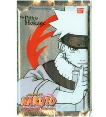 Naruto Collectible Card Game The Path to Hokage Booster Pack
