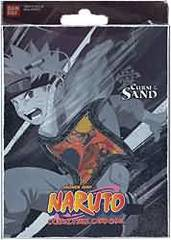 Curse of the Sand Naruto (Black) Theme Deck