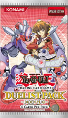 Duelist Pack 1: Jaden Yuki Unlimited Edition Booster Pack