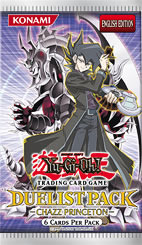 Duelist Pack 2: Chazz Princeton Unlimited Edition Booster Pack