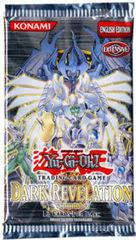 Yu-Gi-Oh Dark Revelation Volume #4 1st Edition Booster Pack