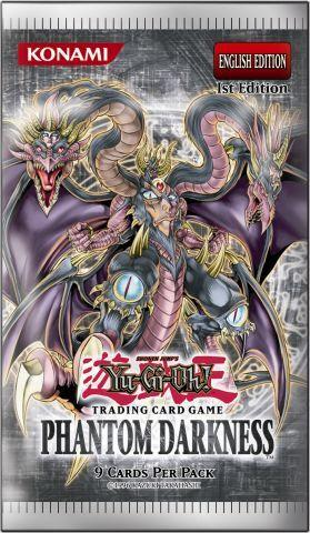 Phantom Darkness Unlimited Edition Booster Pack