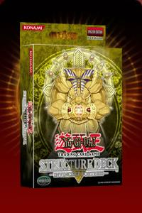 Yu-Gi-Oh Structure Deck: Invincible Fortress - 1st Edition