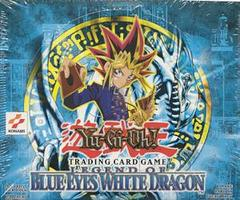 Legend of Blue Eyes White Dragon Unlimited Booster Box
