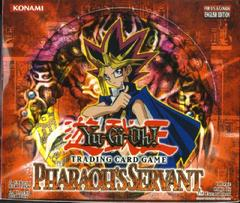 Pharaohs Servant Unlimited Edition Booster Box (24 Packs)