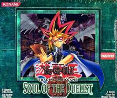 Soul of the Duelist Unlimited Booster Box