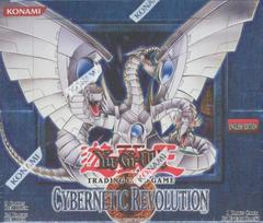 Yu-Gi-Oh Cybernetic Revolution Unlimited Booster Box