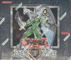 Enemy of Justice Unlimited Booster Box