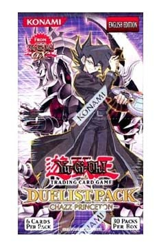 Duelist Pack 2: Chazz Princeton Unlimited Booster Box