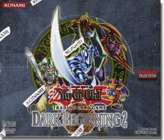Yu-Gi-Oh Dark Beginning #2 Unlimited Booster Box