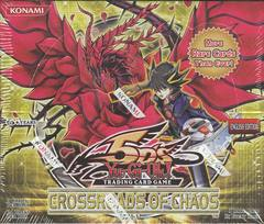Yu-Gi-Oh Crossroads of Chaos Unlimited Booster Box