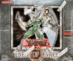 Enemy of Justice 1st Edition Booster Box